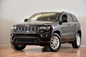2017 Jeep Grand Cherokee CUIR TOIT NAV HITCH MAGS 4x4