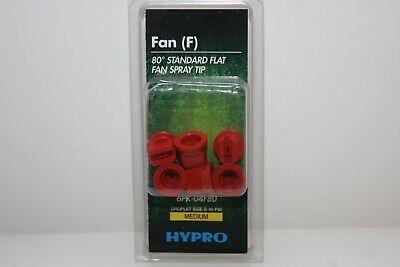 Hypro Fan 80 Degree Standard Flat Sprayer Spray Tip 6pk-04f80 04f80