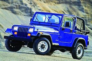WANTED: Jeep YJ 4.0 Manual
