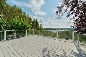 Edmonton Stunning 2004 Masterpiece on a 2.47 acre RIVER LOT!