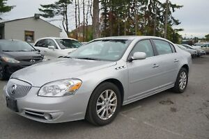 2011 Buick Lucerne CX ACCIDENT FREE | ONE OWNER | CRUISE CONT...
