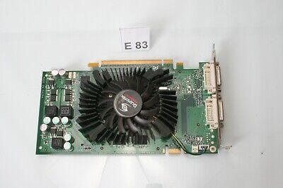 Leadtek WinFast PX9800 GT, GeForce 9800 GT, 512MB DDR3, 2x DVI Grafikkarte