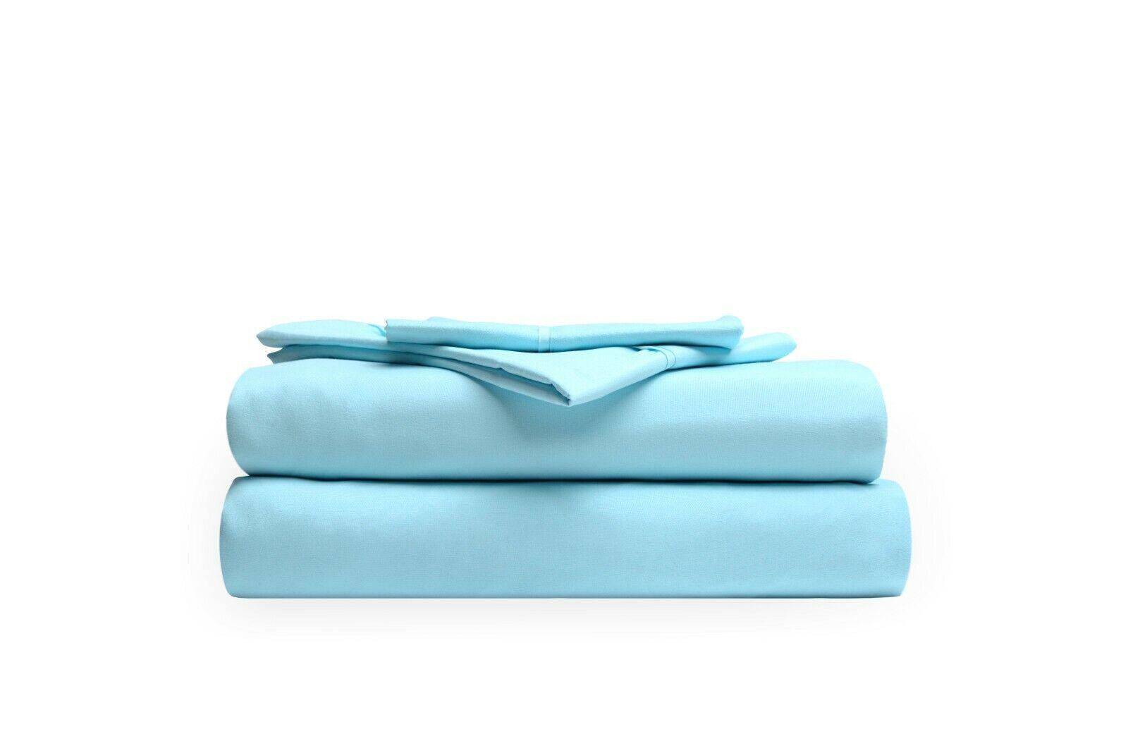 Careey 1800 Bed Sheet Set Deep Pocket Series | Softer Than E