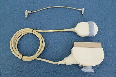 Ge 4d3c-l 4d Convex Ultrasound Transducer Probe 19485 B34
