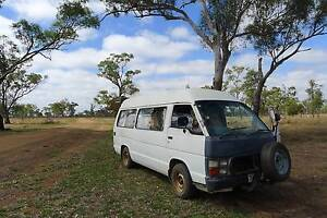 Toyota HiAce Campervan conversion.Includes heaps of camping gear! Sydney City Inner Sydney Preview