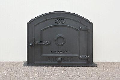 59 x 43 cm cast iron fire door clay bread oven doors pizza