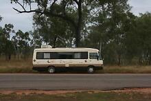 Toyota Coaster Motorhome + Stand Alone Annexe Inverell Inverell Area Preview