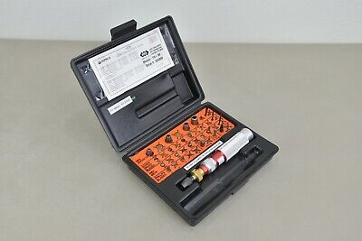 Utica Kt-30 Torque Limiting Screwdriver Kit 22261 G12