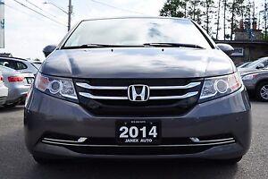 2014 Honda Odyssey EX-L EX-L | DVD | PWR DOORS | SUNROOF