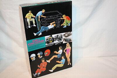 Garage & Tools – Figures & Interior Accessories - 1:24 - Fujimi
