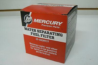 MERCURY/MERCRUISER 35-802893T Water Separating Fuel Filter OEM