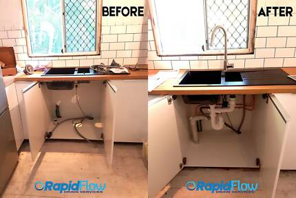 PLUMBER BRISBANE - NEED A DISHWASHER, TOILET OR TAPS INSTALLED?