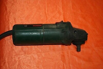 Flex BOSCH  PWS 6-115 600W starke Gebrauchsspuren ohne Funktion, Schleifscheibe