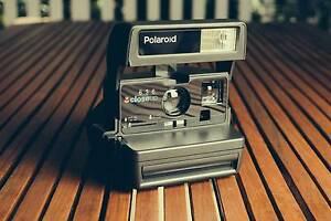 Polaroid 636 Close-up Instant Camera Sherwood Brisbane South West Preview