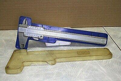 Vintage Mauser Scherr Tumico 6 Vernier Calipers - Germany