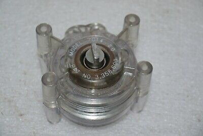 Cole Parmer 7014-20 Masterflex Peristaltic Pump Head