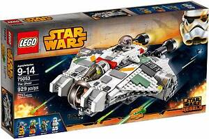 BNIB - Lego 75053 Star Wars Rebels - The Ghost Toowoomba Toowoomba City Preview