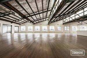 Rustic Warehouse Event Space for hire Waterloo Waterloo Inner Sydney Preview