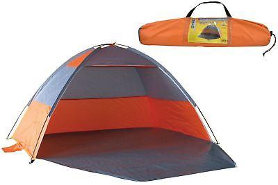 OUTDOOR 2 Man Beach Camping Festival Fishing Garden Kids Tent Sun Shelter