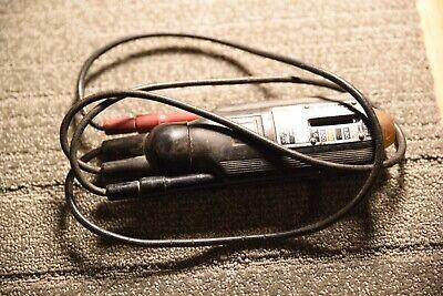 Sqd Vintage Voltage Tester Wiggy