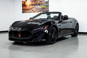 2014 Maserati GranTurismo MC / EXTENDED WARRANTY