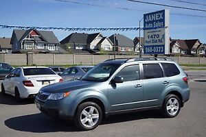 2010 Subaru Forester 2.5 X Limited Package LIMITED | LEATHER...
