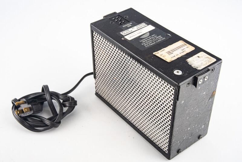 Lumedyne 058M AC Power Supply Module TESTED V12