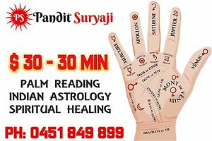 PANDIT SURYA Indian Astrologer spiritual healer in Clayton North Melbourne Melbourne City Preview