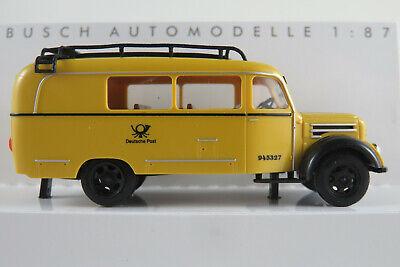 Busch 51865 Robur Garant K 30 Kombiwagen (1957)