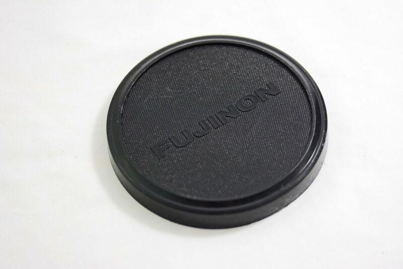 VINTAGE FUJI FUJINON 100MM PUSH-ON FRONT CAMERA LENS CAP