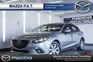 2015 Mazda Mazda3 Sport GX ** SEULEMENT 31 893 KM **