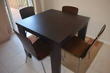 Dining set with 4 chairs Isabella Plains Tuggeranong Preview