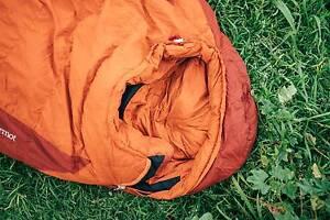 Travel Marmot Never Summer Sleeping Bag sub-freezing Hiking Brunswick Moreland Area Preview