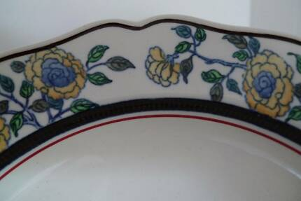 Antique Wedgwood Pottery Plate - VGC - Made in England
