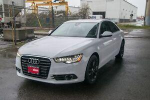 2012 Audi A6 3.0L Quattro Premium