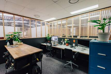 BRUNSWICK EAST CO-WORKING OFFICE - $280 p/m (GST inc)