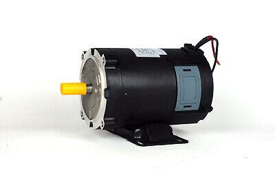 Dc Motor Brush-type 56 Frame Zyt48-01 With 12vdc 14hp 1800rpm Tefc Ul 108045