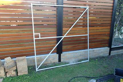 Steel Gate Frame