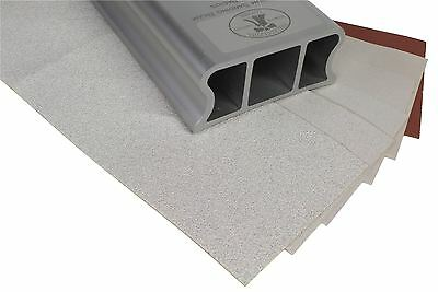"Indasa RhynoStick Self-Adhesive Sandpaper 2.75"" x 5ft for radius blocks & beams"