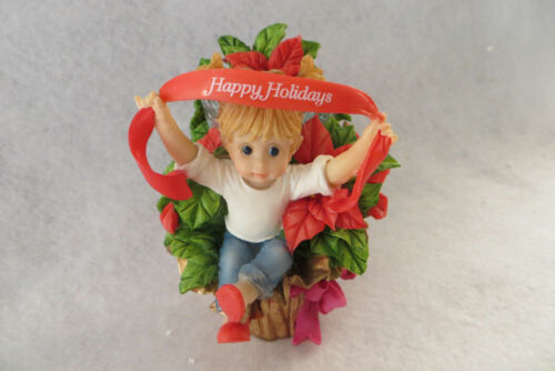 My Little Kitchen Fairies Little Poinsettia Fairie NIB #4034233
