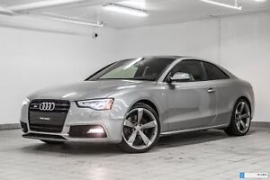 2015 Audi S5 3.0T TECHNIK ROTORS CARBON BLACK OPTICS