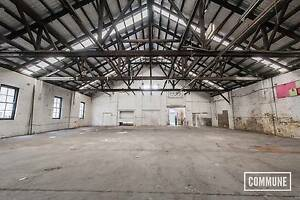 Photography and film rustic industrial warehouse factory studio Waterloo Inner Sydney Preview