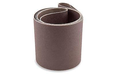2 12 X 16 Inch 80 Grit Aluminum Oxide Premium Multipurpose Sanding Belts 6 Pack
