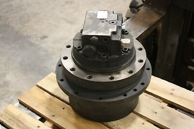 New Yanmar Vio70 Final Drive Motor For Hydraulic Mini Excavator Pn 172187-73300