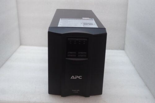 APC Smart-UPS SMT1500 LCD Uninterruptible Power Supply (No Batteries)