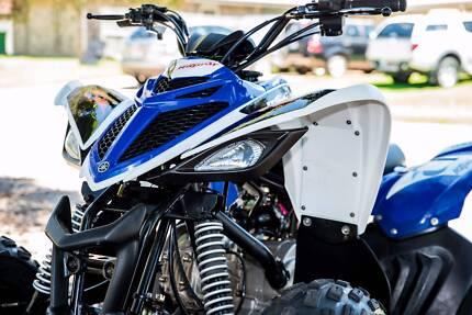 2016 Yamaha Raptor 90 R ATV Quad Motorcycle