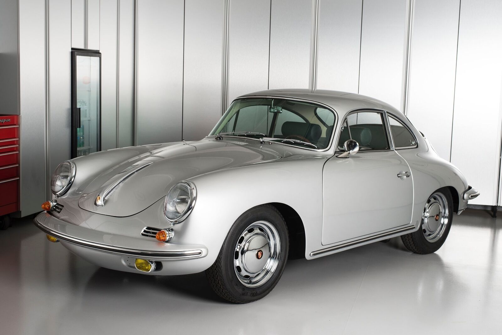 Image 4 of 1965 Porsche 356 1600…