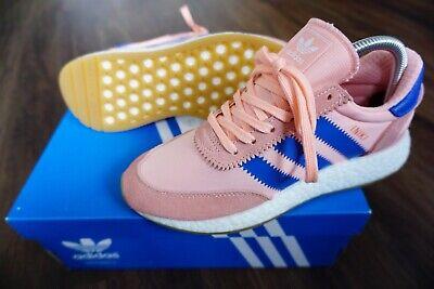 ADIDAS Iniki Runner Women's Trainers, Pink - Size 5