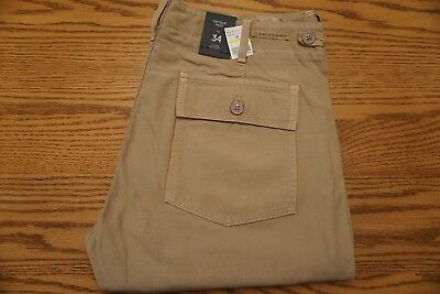 Mens Fatigue Pants - NWT MENS CITIZENS OF HUMANITY FATIGUE MILITARY PANTS Multiple Sizes Straight Fit