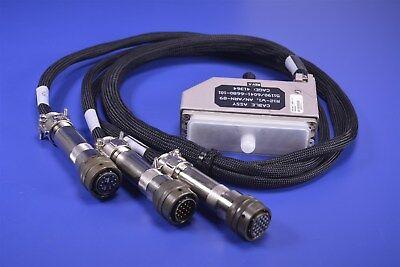 Ifr Aeroflex Fmam-1600s Ts-4317 Cable 6041-6680-101 Anarn-89 Direction Set